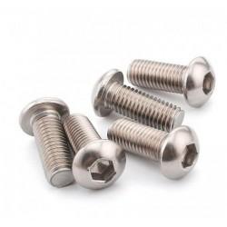 Śruba Socket M5x30 - 10 szt - pod klucz imbusowy