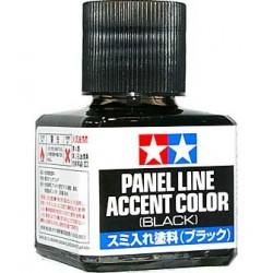 Tamiya 87131 Panel Line Accent Color - Black