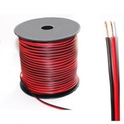 Przewód głośnikowy 2x1,00 mm CCA