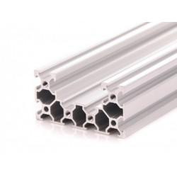 Profil aluminiowy V-SLOT C-BEAM 100cm - anodowany - do drukarek 3D, stelaży, maszyn przemysłowych