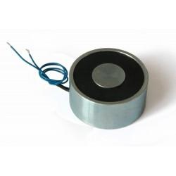 Elektromagnes trzymający - 12V 4W - 5Kgf