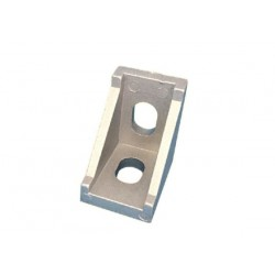 Uchwyt narożny 35x35mm do profili aluminiowych 3030 - TSLOT, T-NUT, TNUT