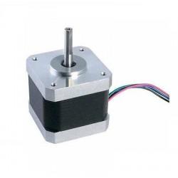 Silnik krokowy NEMA17 - Minebea - 1,4A - 43,5mm - z kablem