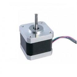 Zestaw 4x Silnik krokowy NEMA17 - Minebea - 1,4A - 43,5mm - z kablem