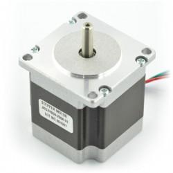 Silnik krokowy NEMA23 - JK57HS56-2504 - 2,5A 1,1Nm - Frezarka CNC