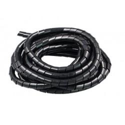 Oplot na kable - 6mm - czarny - 10mb - drukarki 3D