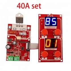Sterownik do zgrzewarki punktowej NY-D04 40A - regulacja prądu i czasu