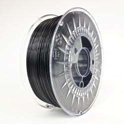 Filament Devil Design 1KG PETG 1,75 mm Czarny Brokat Galaxy