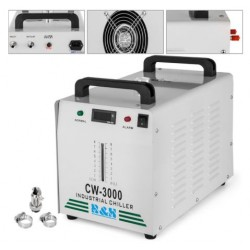 Chiller - chłodnica do lasera CO2 - CW3000DG