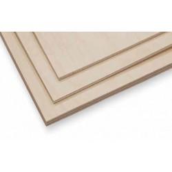 Sklejka brzozowa 3,0 x 250 x 310 mm PANAMA (4 warstwy)