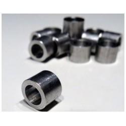 Dystans aluminiowy - 13,2mm - do maszyn CNC - 1szt