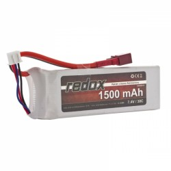 Redox 1500 mAh 7,4V 30C - pakiet LiPo
