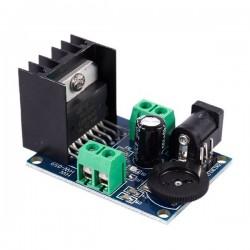 Moduł wzmacniacz audio TDA7297 2x15W - potencjometr
