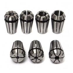 Tuleja zaciskowa ER11 - 1mm - tulejka - uchwyt do Głowicy zaciskowej C16 - CNC - frezarka
