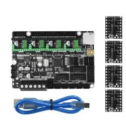 Makerbase MKS Robin E3D 32bit + 4x TMC 2209 - zestaw do drukarki 3D