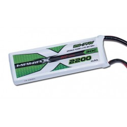 2200mAh 7.4V 30C ECO ManiaX