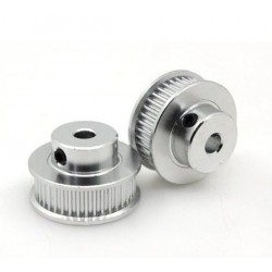 Zębatka GT2 40 zębów - oś 6,35mm - na pasek 6mm - Drukarka 3D RepRap 3D CNC