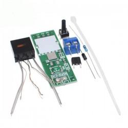 Generator wysokiego napięcia do zapalniczki 15kV z modułem zasilania - KIT - łuk elektryczny