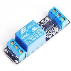 Moduł przekaźnika 1-kanał - 5V - 10A/250V - z optoizolacją i diodami LED - Arduino