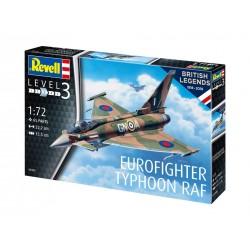 Eurofighter Typhoon RAF - British Legends - Revell - 03900