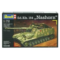 SD.KFZ. 164 Nashorn - REVELL - Niszczyciel czołgów