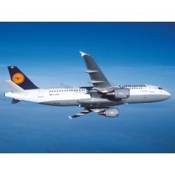 Airbus A320 Lufthansa - REVELL - Samolot pasażerski