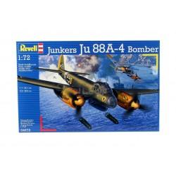 Junkers Ju88 A-4 Bomber - REVELL - Samolot