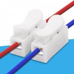 Szybkozłączka oświetleniowa CH2 - 10szt - Złącze zaciskowe na kabel 0.5-2.5mm2
