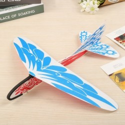 Samolot ręcznie rzucany - samolot na procę - model edukacyjny dla dzieci