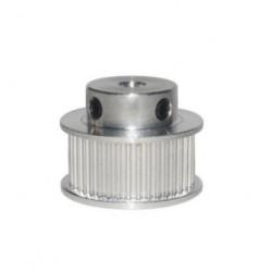 Zębatka GT2 40 zębów - oś 6,35mm - na pasek 10mm - Drukarka 3D RepRap 3D CNC