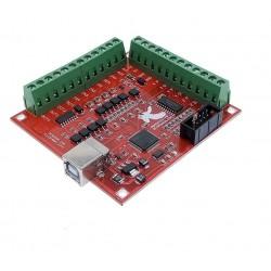 Sterownik CNC - Mach 3 - USB - 4 osie 100kHz - płyta główna do CNC