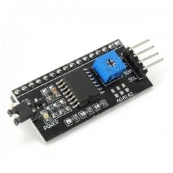 Konwerter I2C dla wyświetlacza LCD HD44780