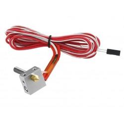 Hotend MK8 - do drukarek 3D - 12V 40W, termistor NTC 100K
