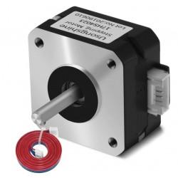 Silnik krokowy Nema17 23,5mm - pancake - do ekstrudera