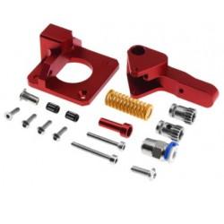 Ekstruder dual gear - podwójne radełko - prawy - Ender-3, CR-10 - do drukarek 3D