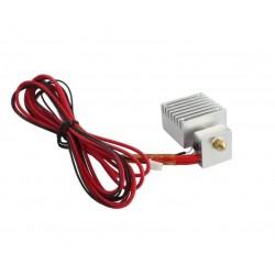 Głowica J-HEAD MK8 - grzałka 12V 40W - termistor NTC 100K - wentylator