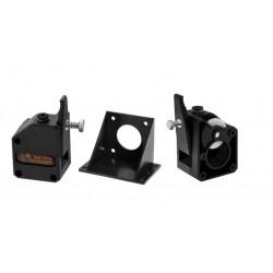 Ekstruder BMG 1.75 TWOTREES - czarny - dual drive - do drukarek 3D