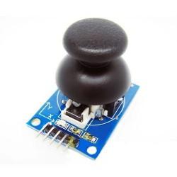 Joystick z przyciskiem v2 - moduł z płytką - Arduino