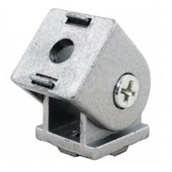 Przegub do profili aluminiowych - V-SLOT 2020 - łącznik ruchomy do konstrukcji