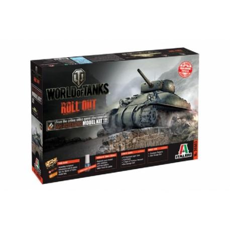 M4 SHERMAN - 36503 - World Of Tanks - kody do gry