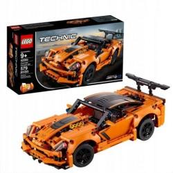 Lego TECHNIC - 42093 - Chevrolet Corvette ZR1 2w1
