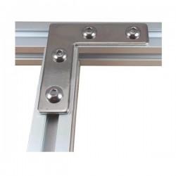 Łącznik L-Type do profili aluminiowych 2020 - V-SLOT, TSLOT, T-NUT, TNUT
