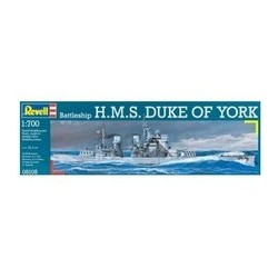 H.M.S. Duke of York - Revell - 05105