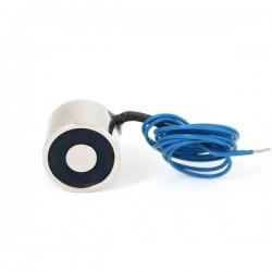 Elektromagnes trzymający 12V 8kg - P25/20