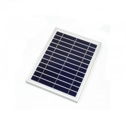 Ogniwo słoneczne 6W 6V - Panel solarny w ramce 27x18cm - solar - fotowoltaiczny