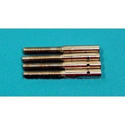 Bowden - Snap zakończenie - regulacja M2 /1,2mm L22mm