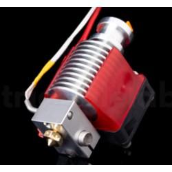 Hotend V6 TriangleLab PTFE 12V - kompletna głowica do drukarki 3D - wysoka jakość