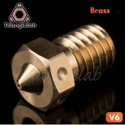 Dysza E3D V6 - 0,6mm - TriangleLab - filament 1,75mm - dysza do drukarki 3D