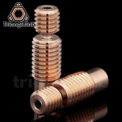 Rurka dyszy ekstrudera E3D V6 - Bi-Metal - TriangleLab - 1,75mm - Hotend do Reprap