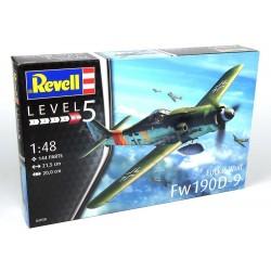 Focke Wulf Fw 190 D-9 - Revell - 03930 - samolot myśliwski